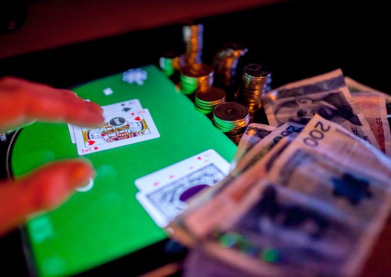 online casino industry 2018