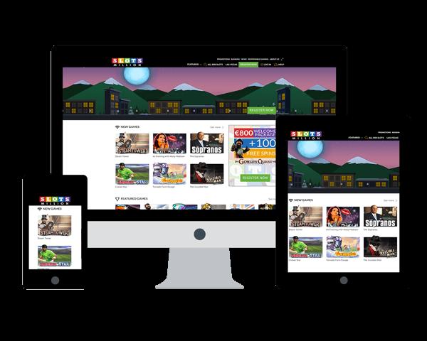 Slotsmillion Mobile Online Casino