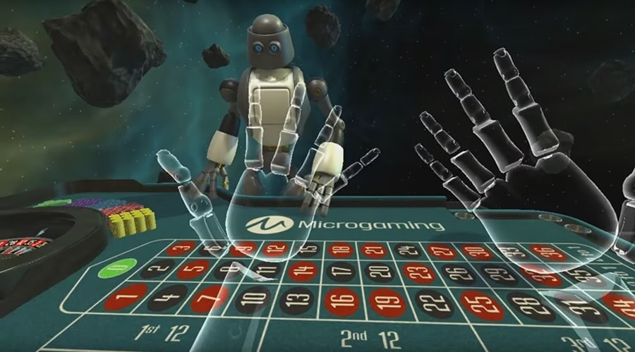 Online Casino Virtual Reality