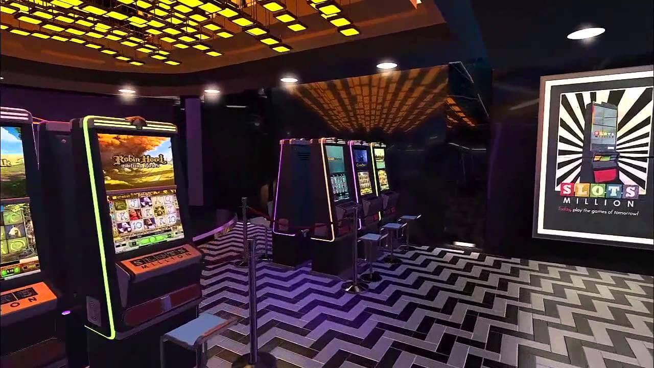 Slotsmillion VR Casino